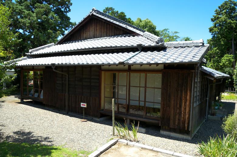 夏目漱石第三旧居