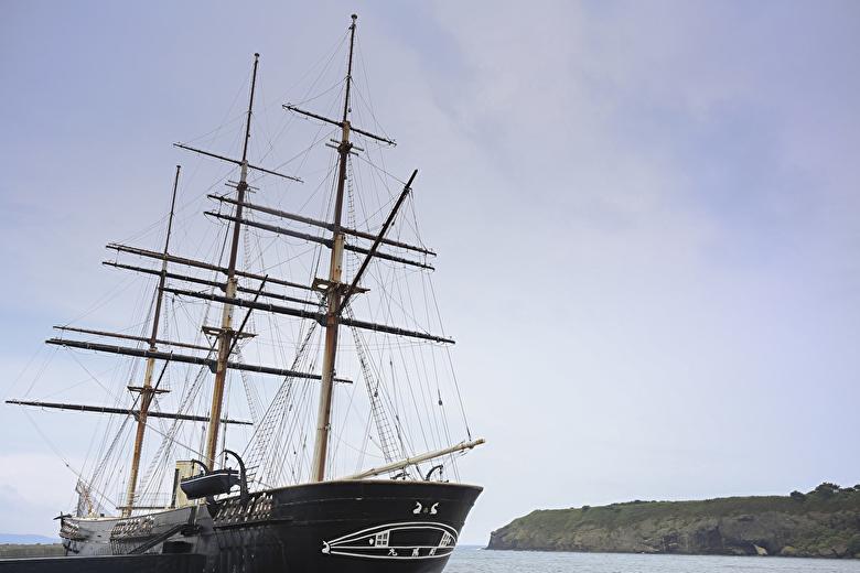 旧幕府軍の最強軍艦「開陽丸」の悲劇