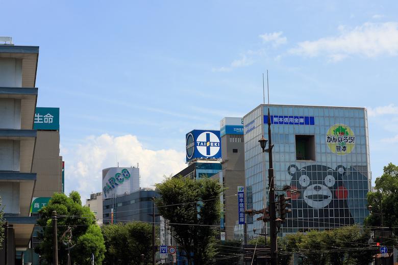 熊本 水前寺成趣園周辺おすすめ観光
