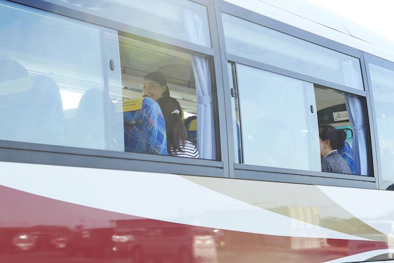 霧島観光は貸切バスがおすすめ