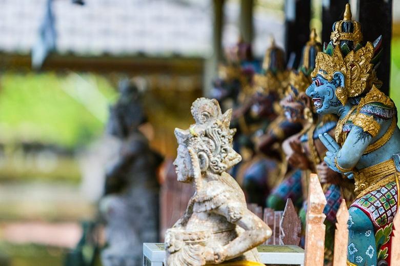 バリ島芸術の特徴