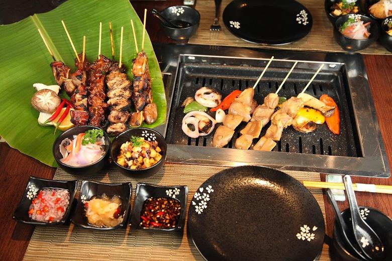 フィリピン風BBQ