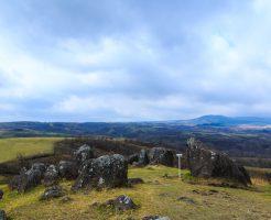 押土石の丘