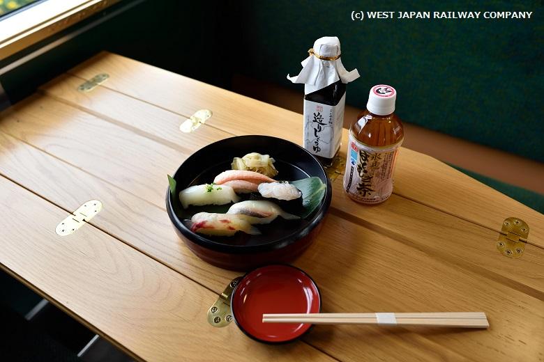 プチ富山湾鮨セット