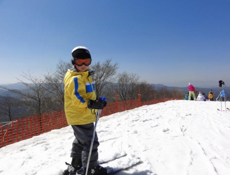 小学生・中学生・高校生のスキー・スノーボード