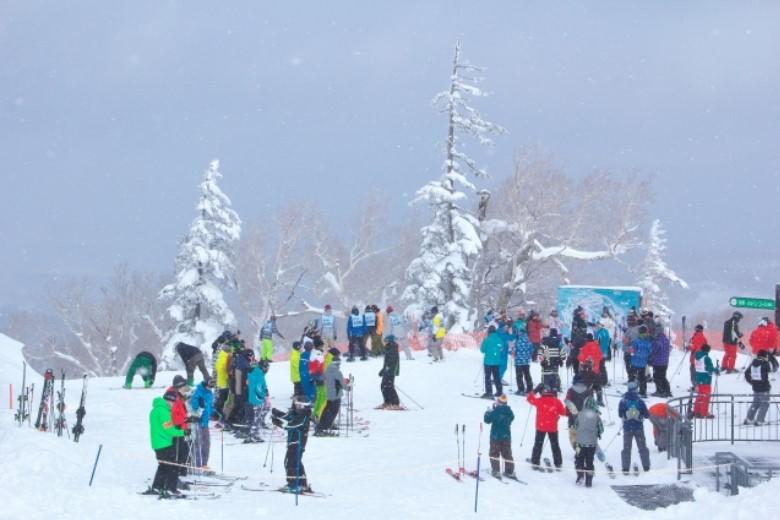 学生向けスキー