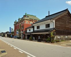 日本遺産の町・高岡