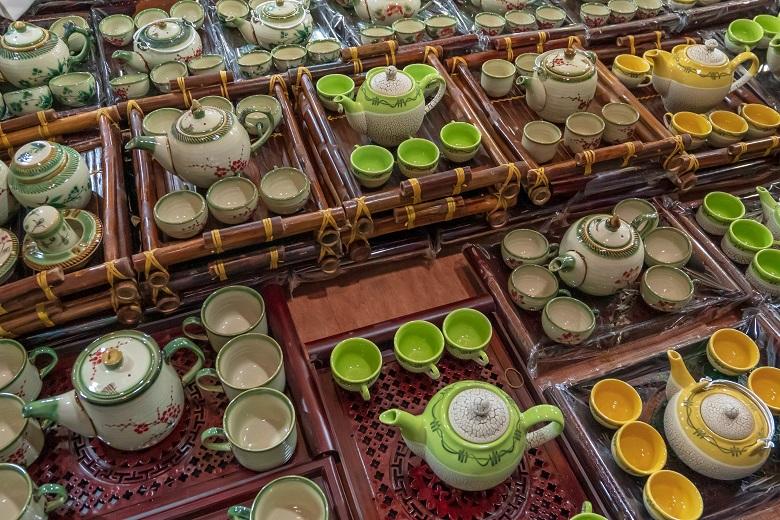 ベトナムのショッピング