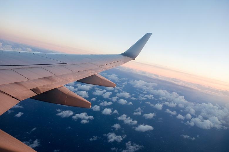 高度な飛行機の換気能力