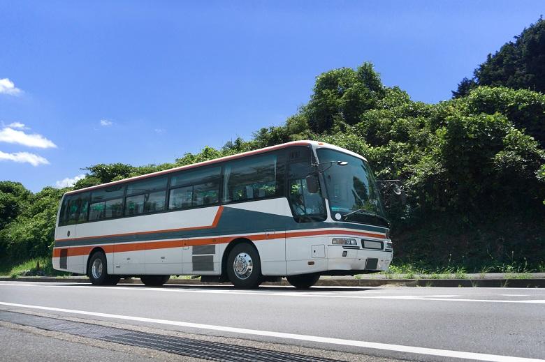 貸切バスのコロナウイルス感染予防策について