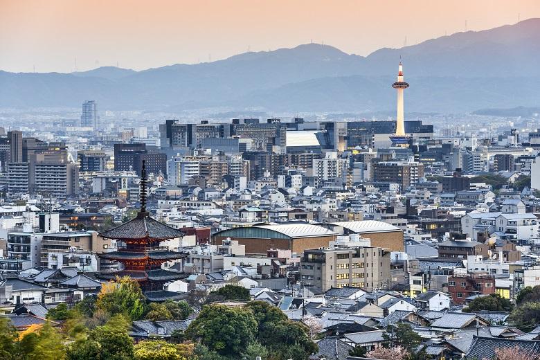 修学旅行のメッカ・京都