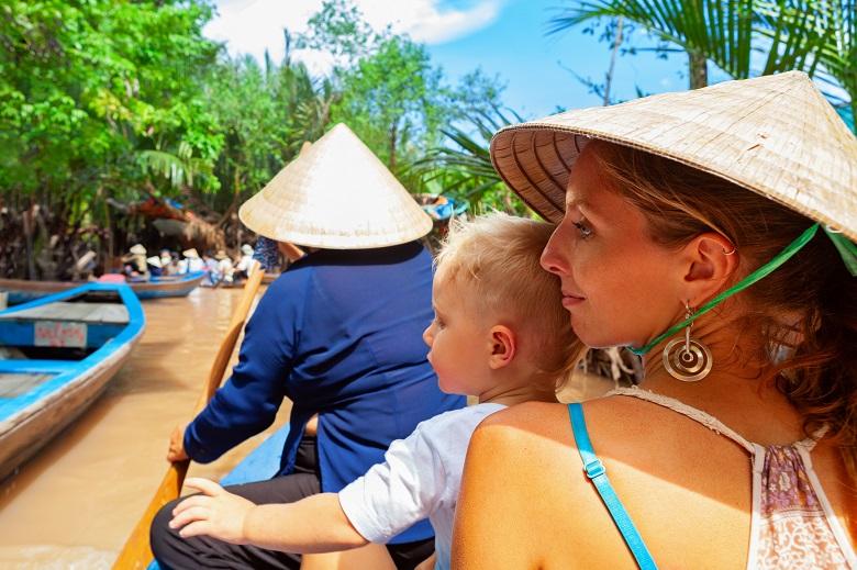 ベトナム家族旅行プラン