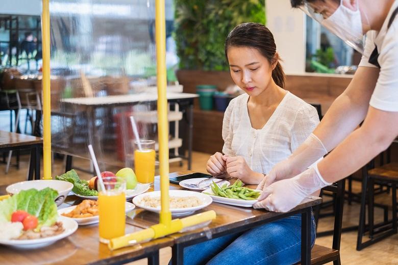 飲食店が取り組むコロナ対策