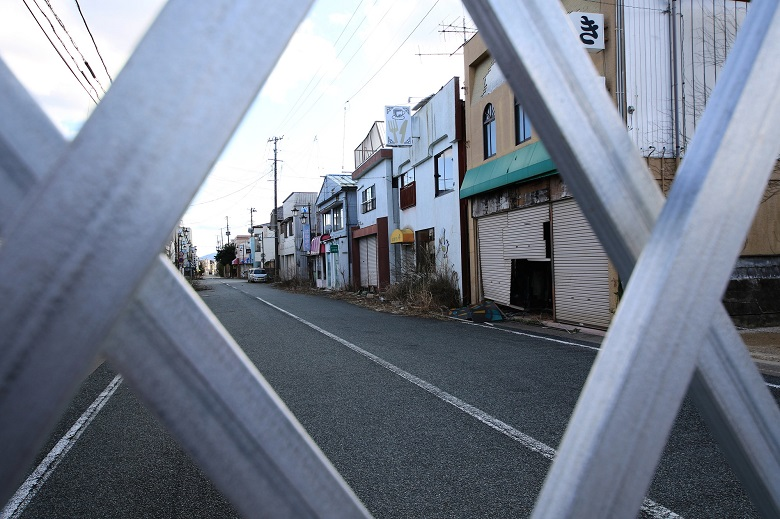 福島帰宅困難区域
