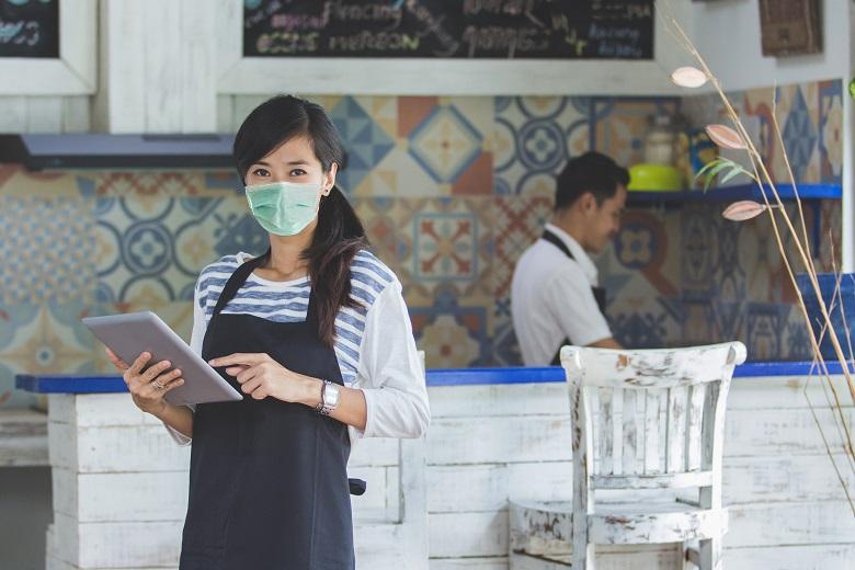 飲食店のコロナウイルス対策