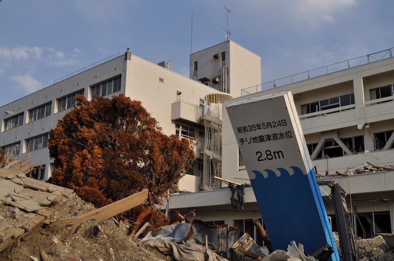 東日本大震災「まちあるき語り部」