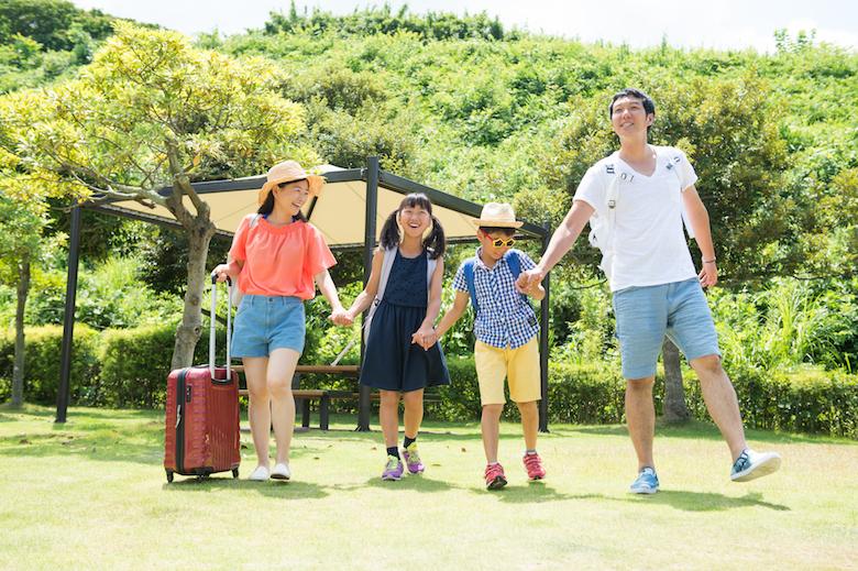 遠刈田温泉家族旅行