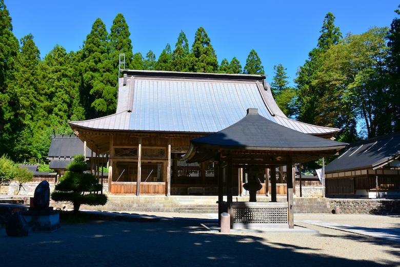 長崎白山神社