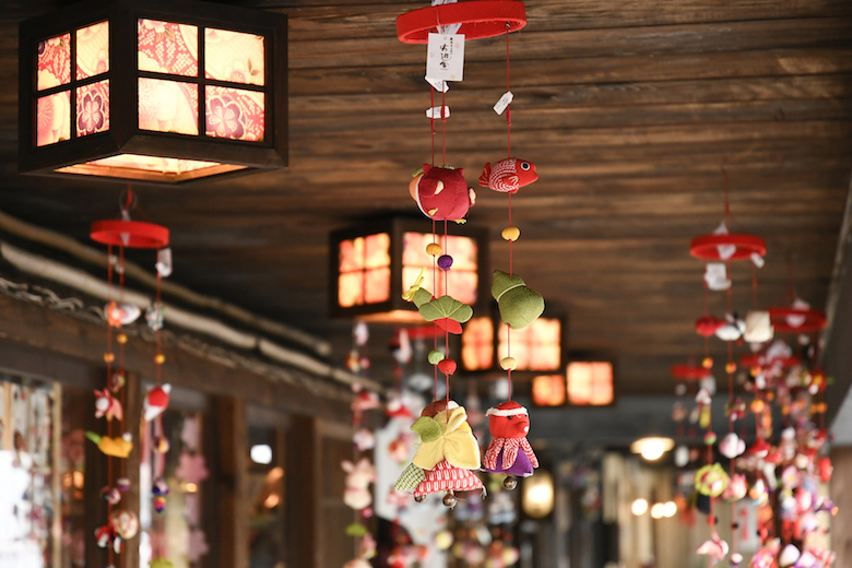 天領日田のお雛祭り
