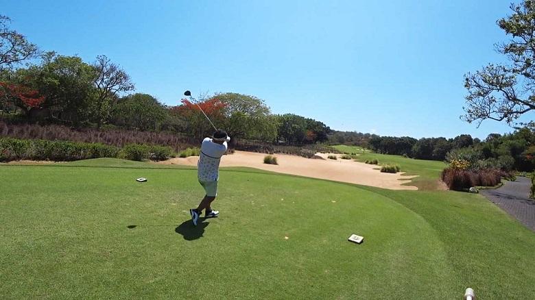 バリ島のゴルフ事情