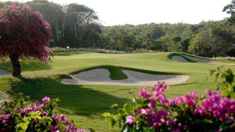 バリ島のゴルフ場の魅力