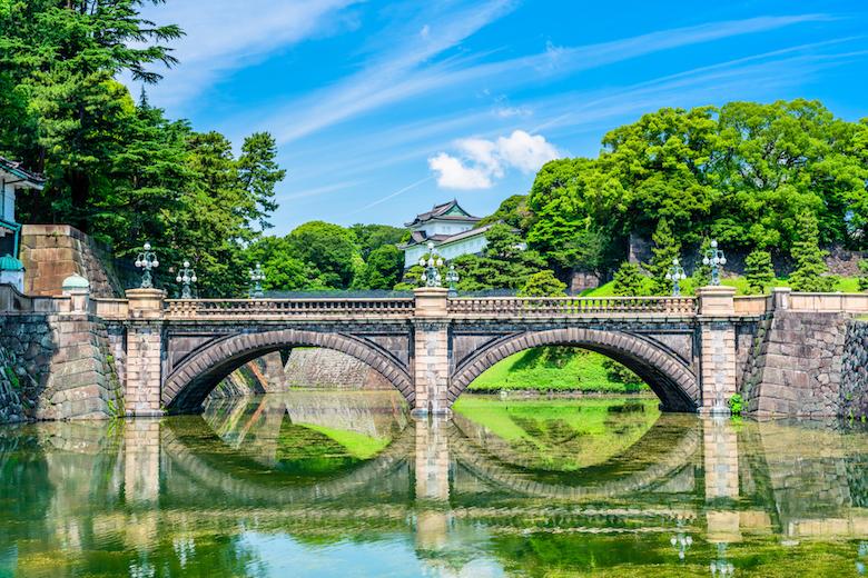 皇居外苑正門石橋