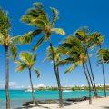 ワイコロア地区のビーチ