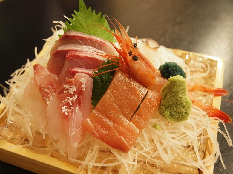 富山湾から水揚げされる新鮮な魚介類