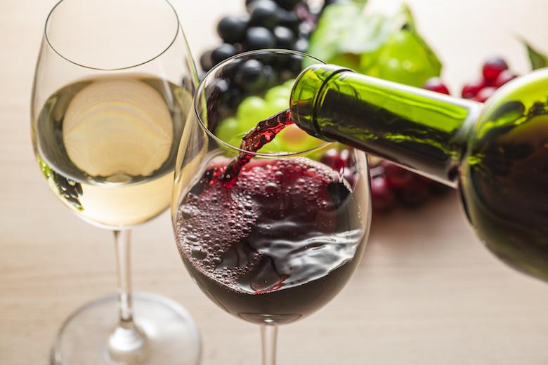 山梨はワインづくりが盛ん