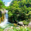 夏の昇仙峡
