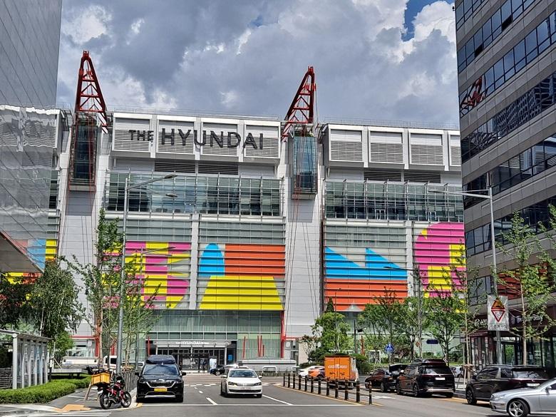 THE HYUNDAI SEOUL