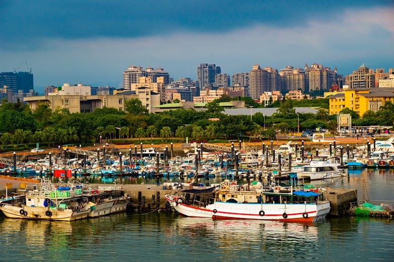 東洋のベニスと称えられる港町「淡水」